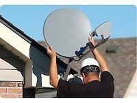 TV aerial/SAT/WIFI/SOUND/DATA/RACK/AV/TV mounting