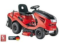 Alko T15 103 40 inch lawn mower ride on lawnmower tractor CONTACTLESS DELIVERY