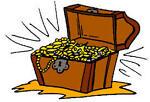 M&M's Treasure Chest