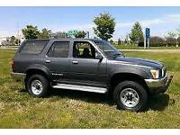 Wanted toyota hilux surf / 4runner