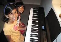 Markham 16th Ave. McCowan Rd piano, music theory lesson, teacher
