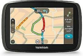 tomtom one go 40 very good working bluetooth and sd card takes
