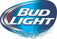 Bud Light Center of Gravity Team- Promo Models Needed!