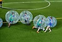 BUBBLE SOCCER HEADQUARTERS! $10/PERSON 4 1/2hr play!