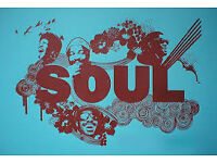 Femal Soul Vocalist £150