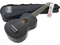 mahalo ukulele black used