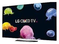 """WANTED 55"""" OLED LG 3D TV Recent model eg 950 or newer eg E6V"""