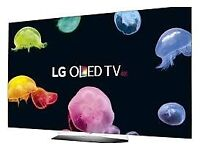 WANTED OLED 55 INCH LG 3D 4K TV OLD MODEL