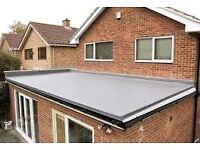 Garage roof/flat roof