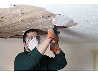 Asbestos sampling and testing