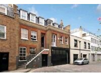 3 bedroom flat in Weymouth Mews, W1G