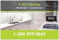 K & E Cleaning