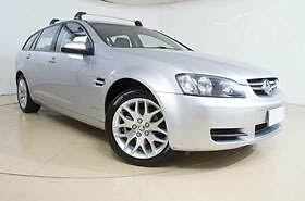 Holden Commodore international Wagon MY10 Roselands Canterbury Area Preview