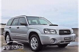 Subaru Forester XT 04 fully modded swap for auto Tullamarine Hume Area Preview