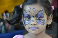 Awesome face painting