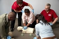 Still time - Red Cross First Aid Instructor starts Monday!