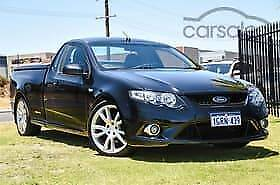 WANTED TO BUY FG UTE AUTOMATIC North Hobart Hobart City Preview