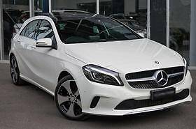 2016 Mercedes-Benz A200 Hatchback Shailer Park Logan Area Preview