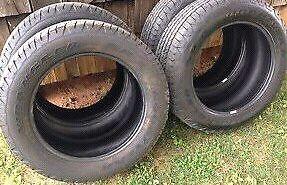 275-55-20 Goodyear wrangler tires