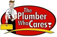 YOUR SMALL TOWN PLUMBER WHO CARES!