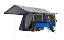 Camper trailer - Oztrail as new, used three times Maitland Maitland Area Preview