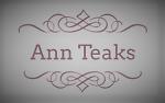 Ann Teaks