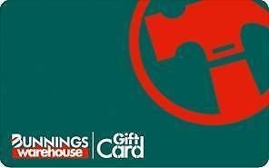 $500 Bunnings Gift Cards Perth Perth City Area Preview