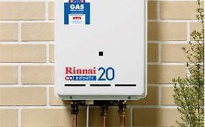 Rinnai Infinity 20 Gas Hot Water LPG or NG inc Free Controller Warwick Southern Downs Preview