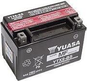 12V Motorcycle Battery YTX9BS