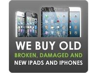 WANTED** IPHONES SAMSUNG IPAD IPHONE 6 6S USED/BROKEN/CRACKED CASH ON COLLECTION!!