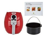 BRAND NEW SEALED Cook's Essentials Digital Air Cooker with Frying and Grilling Pan/ CAN BE DELIVERED