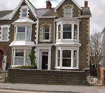 Llanelli town centre area -ground floor .2 bedroom unfurnished flat .bond required,admin fee.