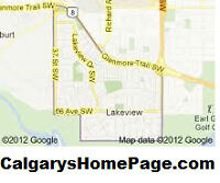 Lakeview Calgary Homes for Less Than $25,000 Down