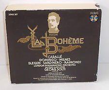 Puccini: La Boheme (2 CD) ORIGINAL