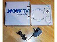 3x Now TV 2400SK Media Streamer
