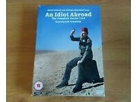 An Idiot Abroad Series 1 & 2 DVD