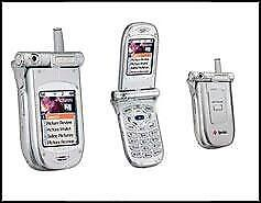 Bell Samsung A600 Camera phone CDMA  Vintage phone