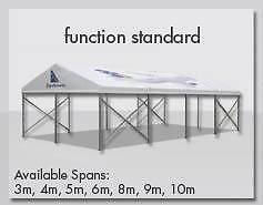 3x9m OUTDOOR ALUMINIUM PARTY WEDDING MARQUEE CANOPY TENT WHITE Warriewood Pittwater Area Preview