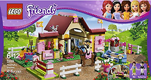 New! LEGO Friends -  Heartlake Stables - 3189 - Girl toys