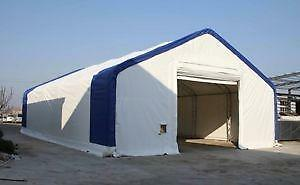 40X80X23 PREMIUM STORAGE FABRIC BUILDING EQUIPMENT SHOP