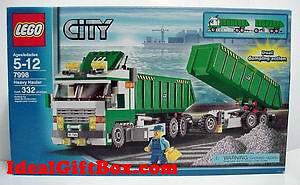 LEGO CITY Heavy Hauler 7998 at IdealGiftBox.com in Markham, Ont.