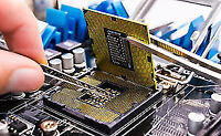 Electronic repair, assembly and soldering