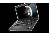 Lenovo ThinkPad E520 15.6 inch Notebook IntelCore i3 2350M 2.3GHz 8gb 128GB SSD