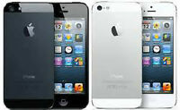 iphone5 factory unlocked 16gb like new white and black $350