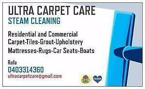 ULTRA CARPET CARE - 4 ROOMS $80 Free deodorising- Melville Melville Area Preview