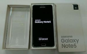 Samsung Note 5 32GB - Perfect Condition - UNLOCKED