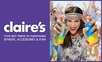 Claire's South Common - F/T Assistant Manager Position