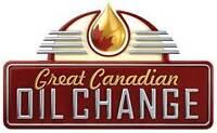 Lube Technician - Great Canadian Oil Change
