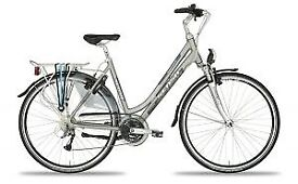 Used Ladies Bike & Gents Bikes - Sensa Campagna 24 - Normally £600 each new. £350each or £600 for 2