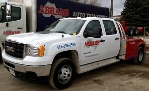 Join The Abrams Team - Drivered Required Full Training